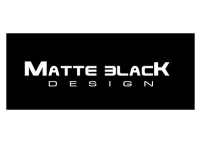 Matte Black Design