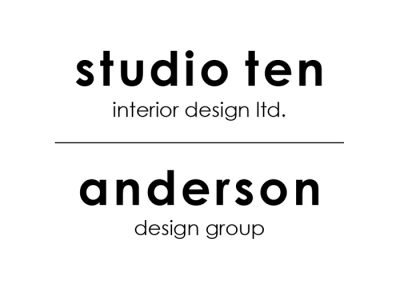Studio Ten Design | Anderson Design Group